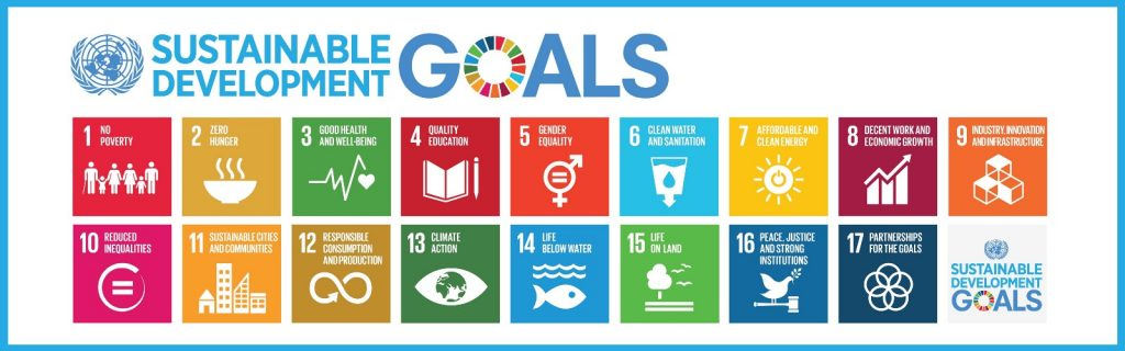 The Un Sustainable Development Goals Un Environment Management Group